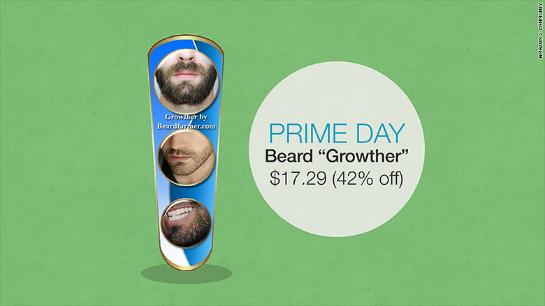 amazon prime day beard