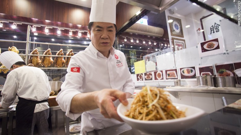 airport restaurants hung chef lai