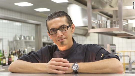 This chef's secret weapon: cosmopolitan mindset
