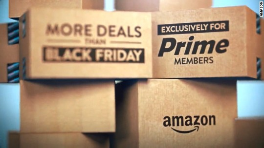 Amazon promises 100,000 deals for Prime Day