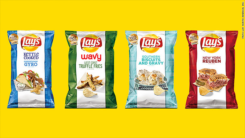 lays do us a flavor finalists 2015