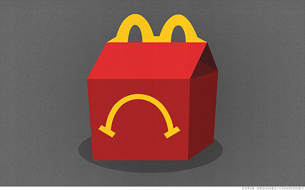 The great American McDonald's comeback may be over