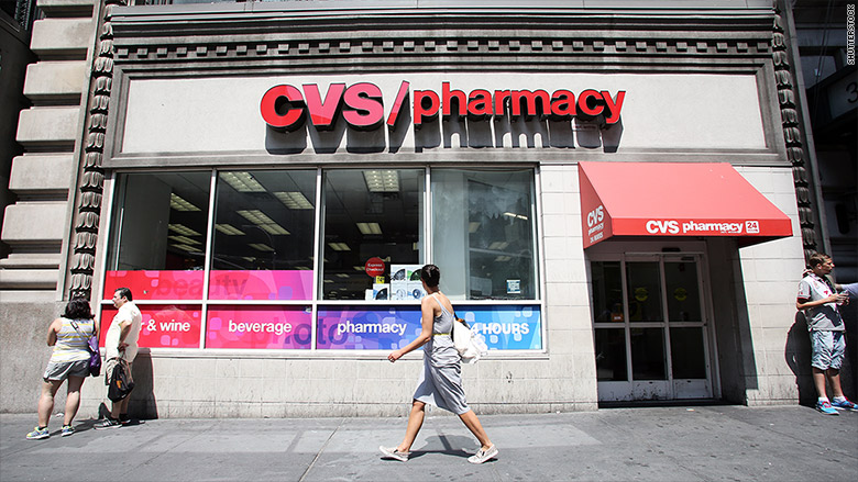 CVS and Aetna's mega health insurance merger could set a record