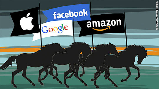 Can tech's Four Horsemen live up to the hype?