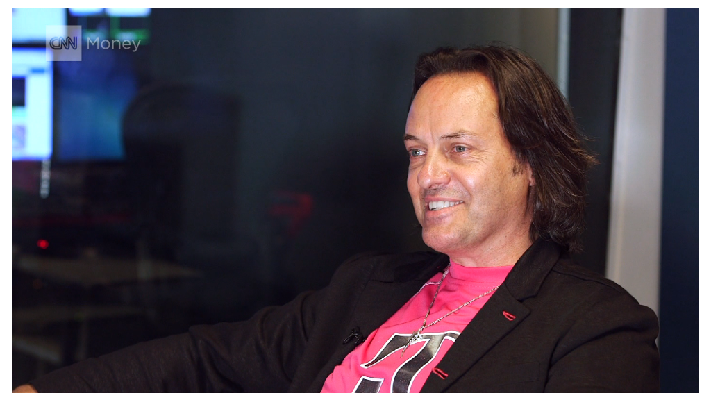 T-Mobile CEO: Potential buyers should be swooning