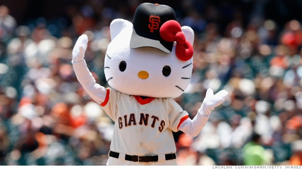 6 ways Hello Kitty rakes in the big bucks