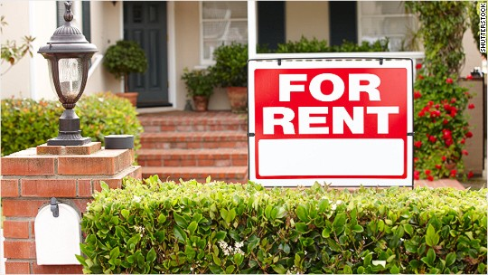 Where rents are rising the fastest