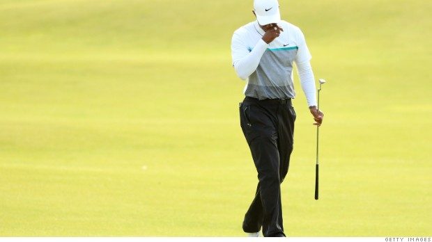 tiger woods is the worst highest-paid athlete
