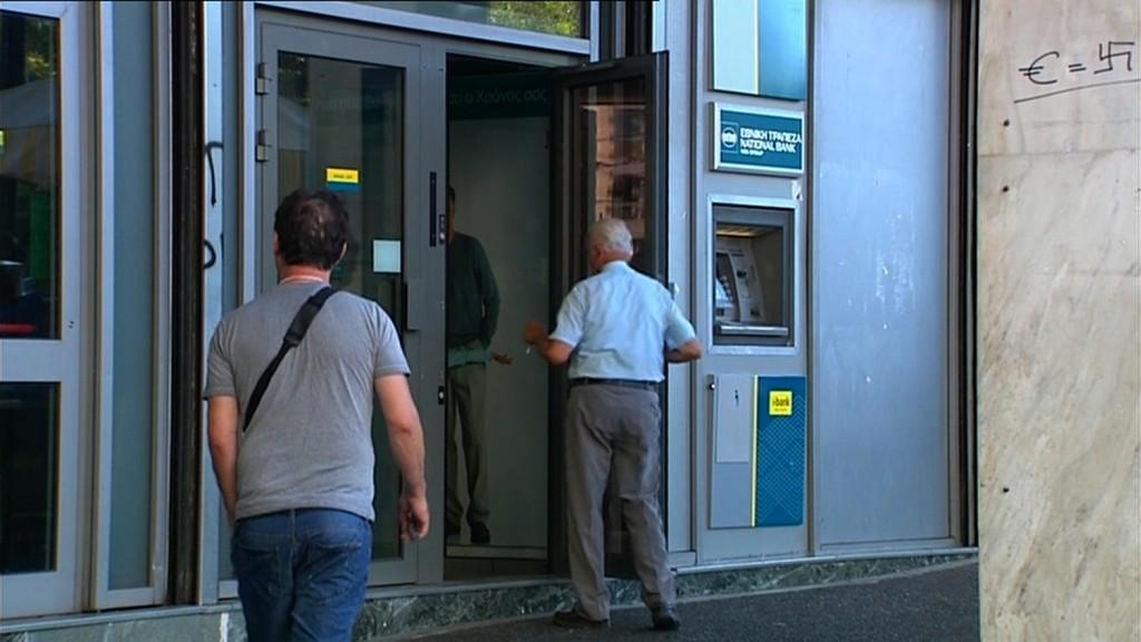 Greek banks reopen after 3 week shutdown