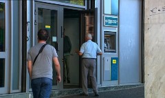 Greek banks reopen after 3 week shutdown