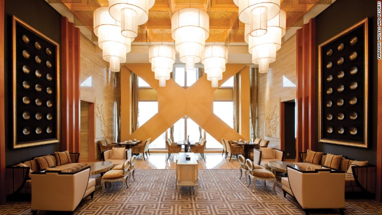 Special access: The best hotel club floors in the world