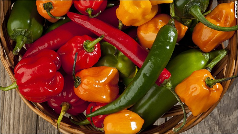 peppers basket