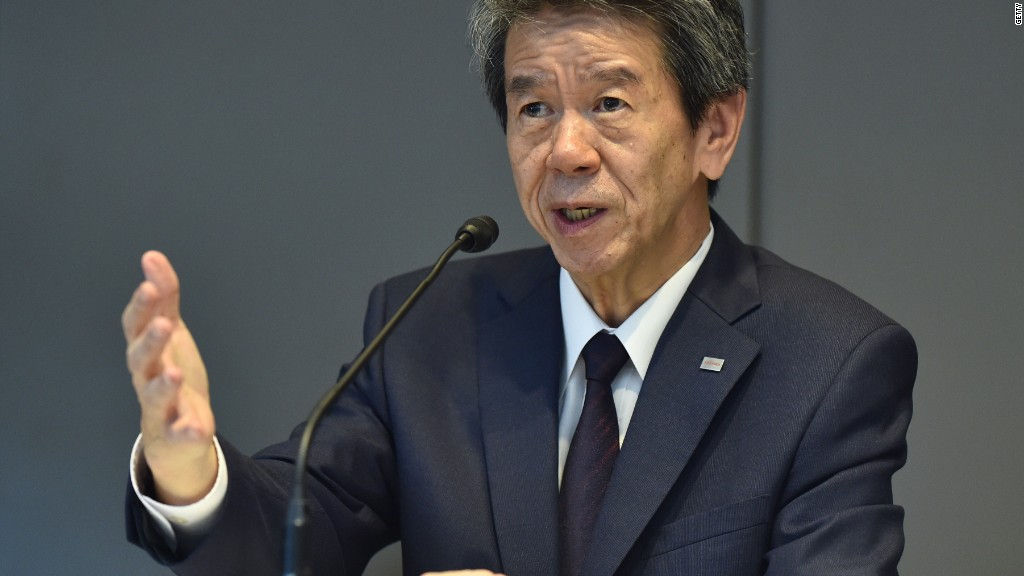 Toshiba CEO resigns over faked profits