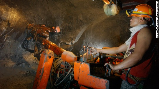 China's shrinking copper appetite is killing US jobs