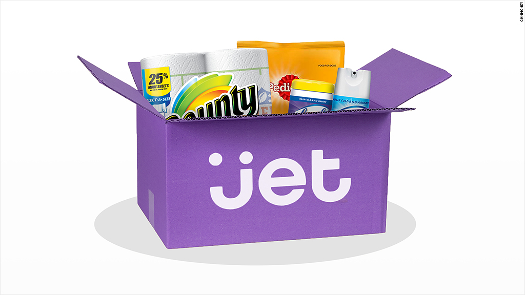 Shopping club Jet.com launches in the U.S.
