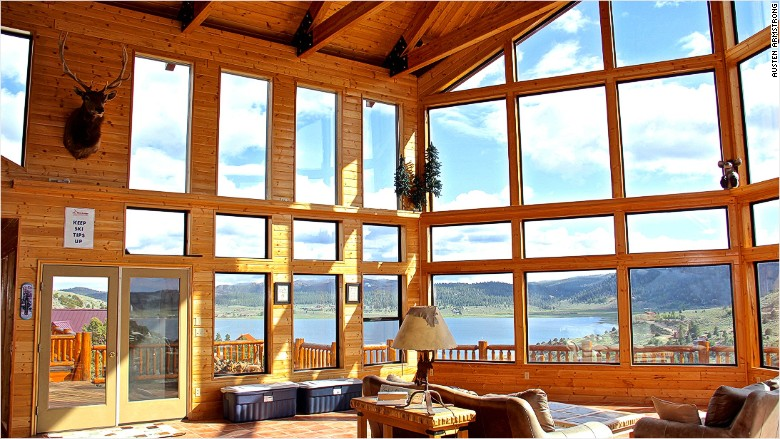 Panguitch lake utah affordable homes with water views for Inexpensive lakefront property