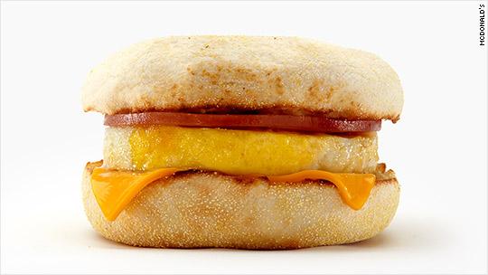McDonald's all-day breakfast coming October 6