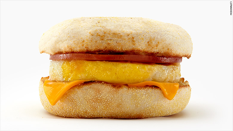 McDonald's all-day breakfast coming October 6