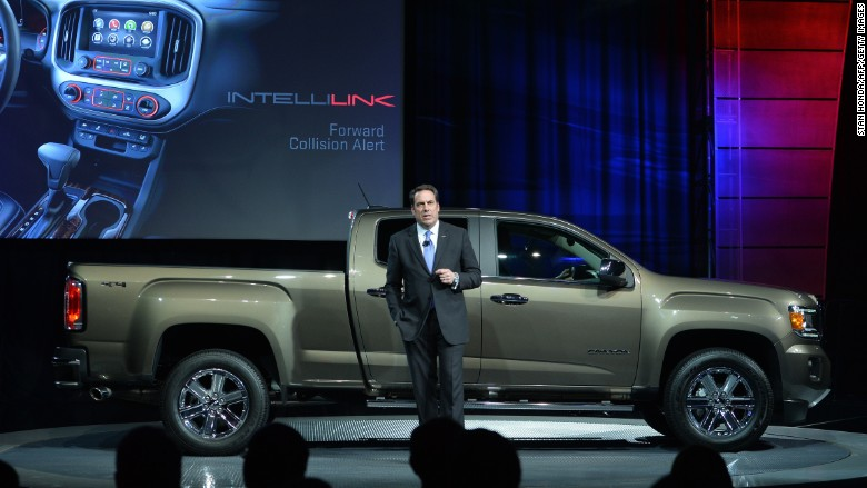 Gm Is Making Big Money Again As Suv And Truck Sales Soar Jul