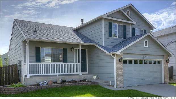 The median home price is $236,000. Here's what that buys you