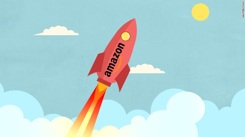 Amazon is making an amazing comeback