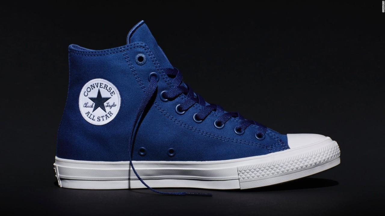 converse chuck taylor 2 azul