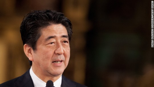 Japan's 'Abenomics' experiment is on the rocks
