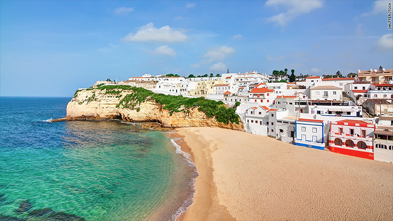 Algarve portugal top places to retire abroad cnnmoney for Best city to leave in usa