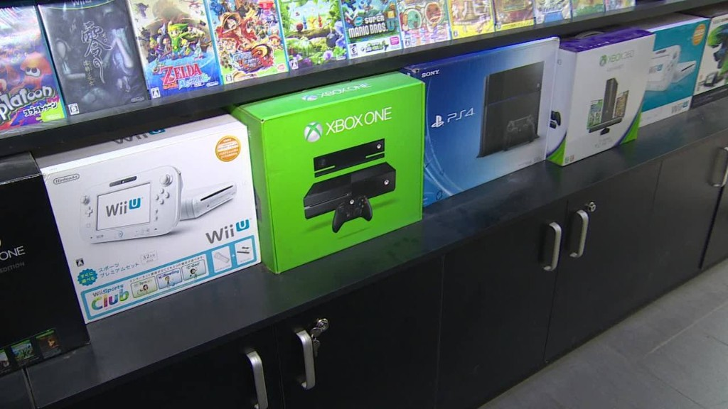 China Video Game Consoles