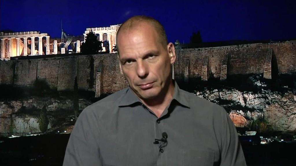 Former Greek finance minister explains 'Plan B'
