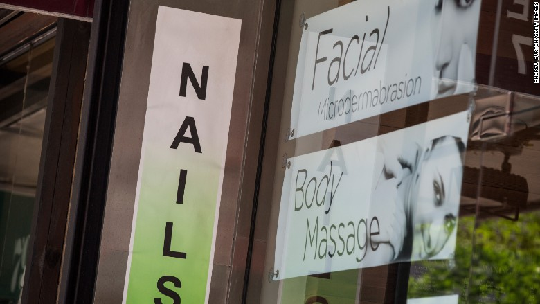 New york times and ex staffer tangle over nail salon for 24 nail salon nyc