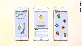 canary app main
