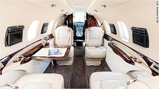 How to upgrade to a private jet for $300