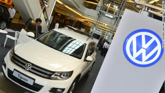 Move over Toyota! Volkswagen winning global sales race