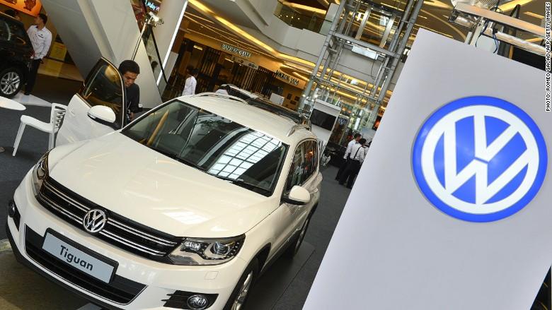 Move over Toyota! Volkswagen winning global sales race