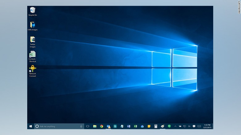 Windows 10 is seriously great jul 28 2015