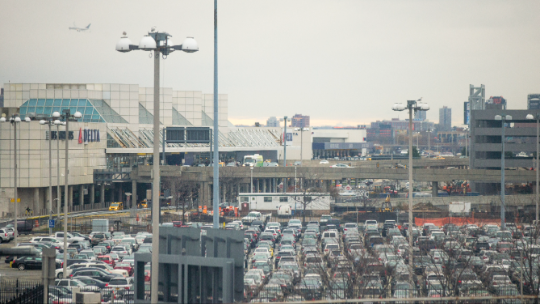 Why travelers hate NY's LaGuardia Airport