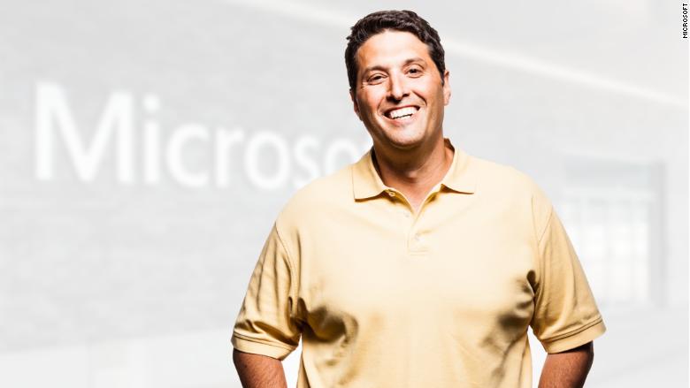 Meet the man who designed Windows 10
