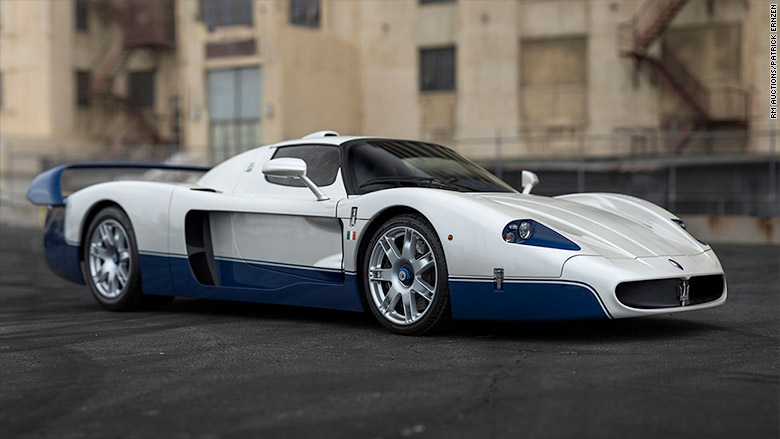 2005 maserati mc12 world 39 s most valuable car collection to be auctioned cnnmoney. Black Bedroom Furniture Sets. Home Design Ideas