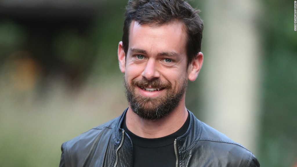 Jack Dorsey in 84 Seconds