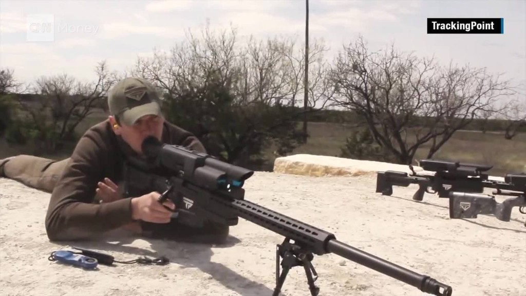 How I hacked a high-tech rifle