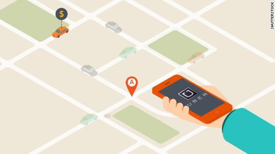 Uber: There are no ghost cars in our app