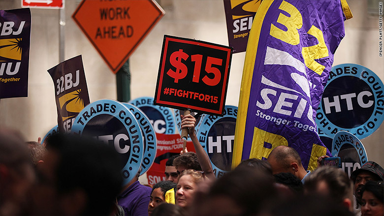 New York minimum wage increase: Who really pays