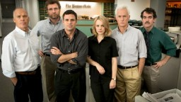 'Spotlight' is just the latest edition of newspaper movies