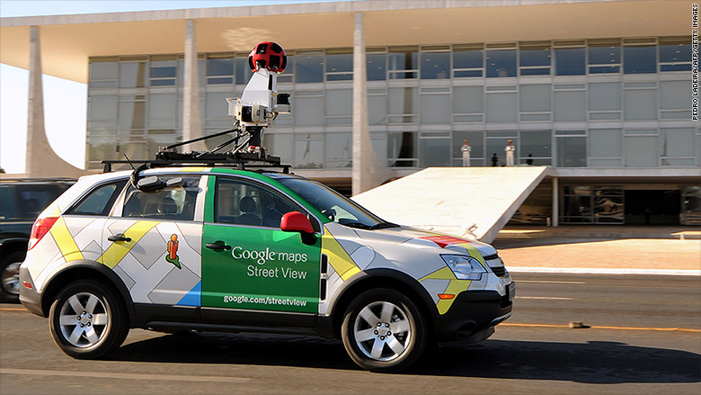 google street view cars will soon measure pollution. Black Bedroom Furniture Sets. Home Design Ideas