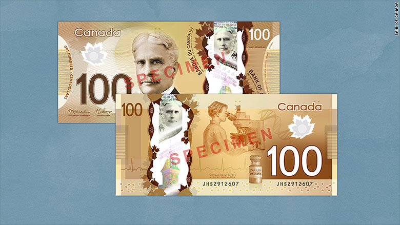 bank of canada redesign