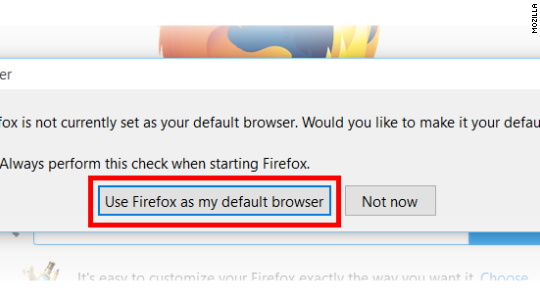 How to make Chrome your default Windows 10 browser