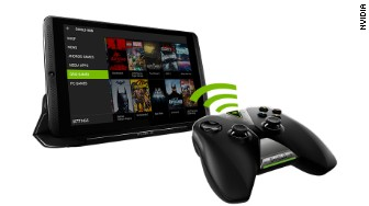 nvidia shield tablet fire