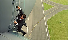 'Mission: Impossible - Rogue Nation' opens to $56 million
