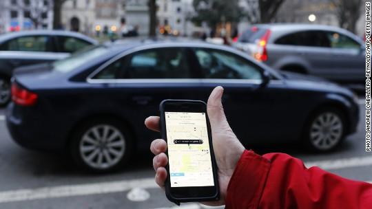 Uber gets dealt another blow in California suit